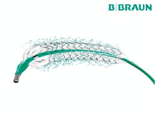 CORONARY DRUG ELUTING STENT